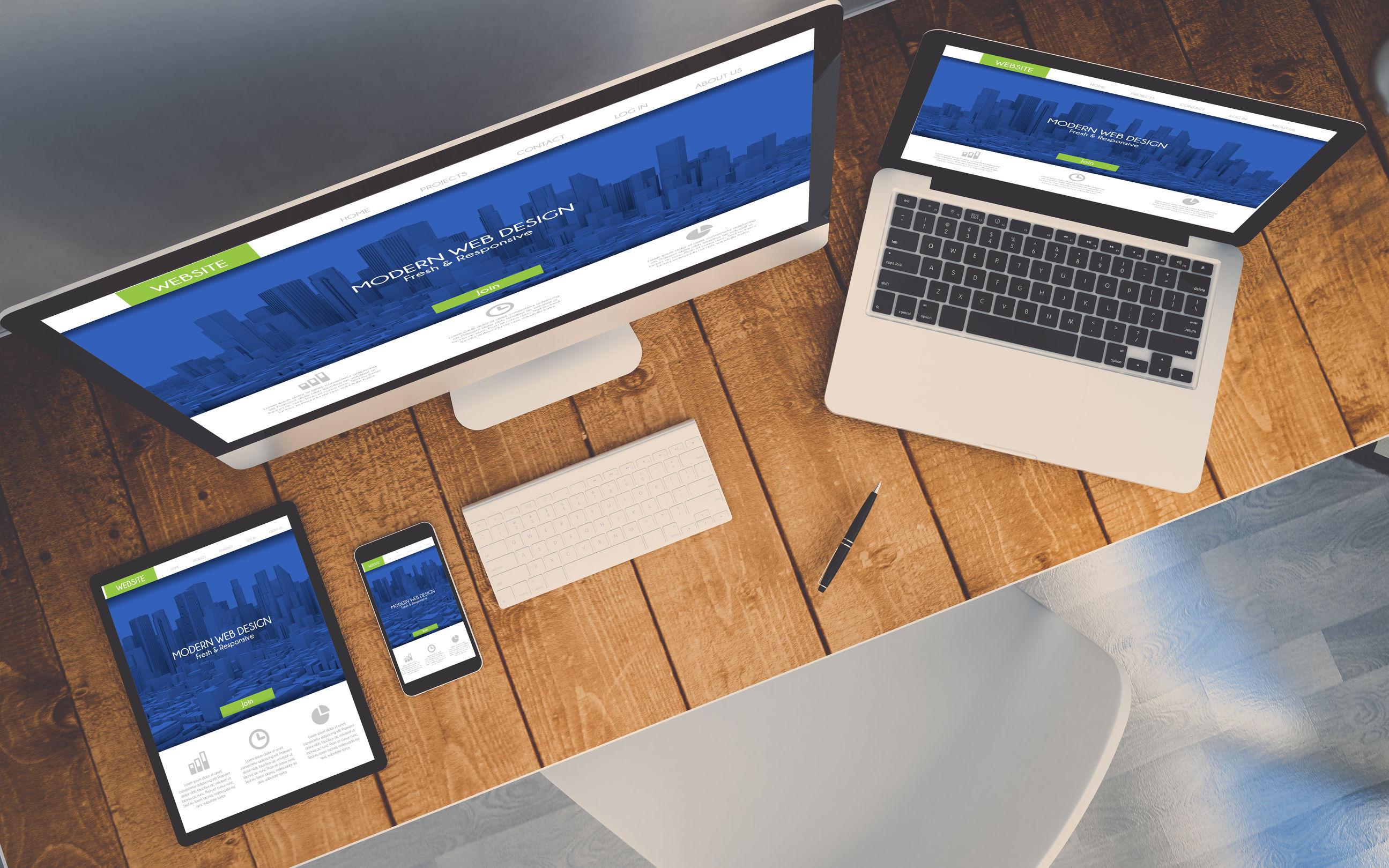 modern-webdesign